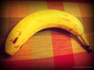 Ripe Bananas, Freezing Food, Preserve Fruit