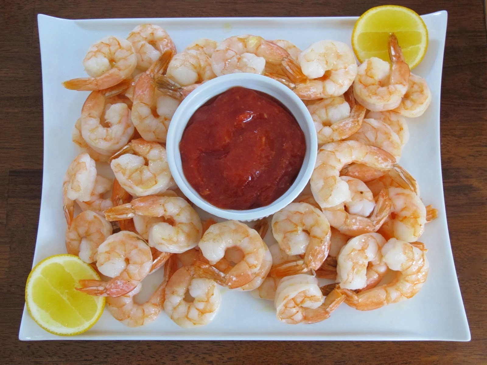 Barefoot Contessa Roasted Shrimp Cocktail