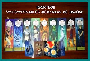 "Sorteo ""Memorias de Idhún""."
