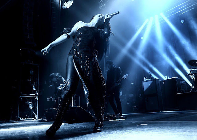 Evanescence, amy lee,amy lee singing
