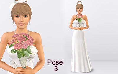 Wedding Pose Pack by Traelia 3
