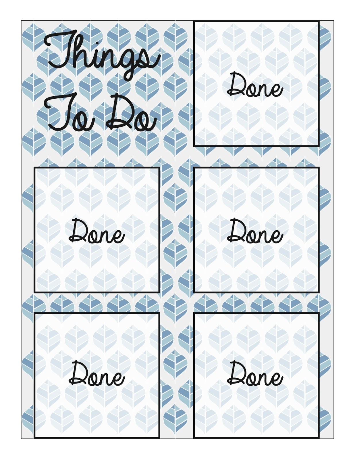 crafts and chaos washday wednesday printable goal list. Black Bedroom Furniture Sets. Home Design Ideas
