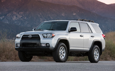 2012 Toyota 4runner Review & Owners Manual