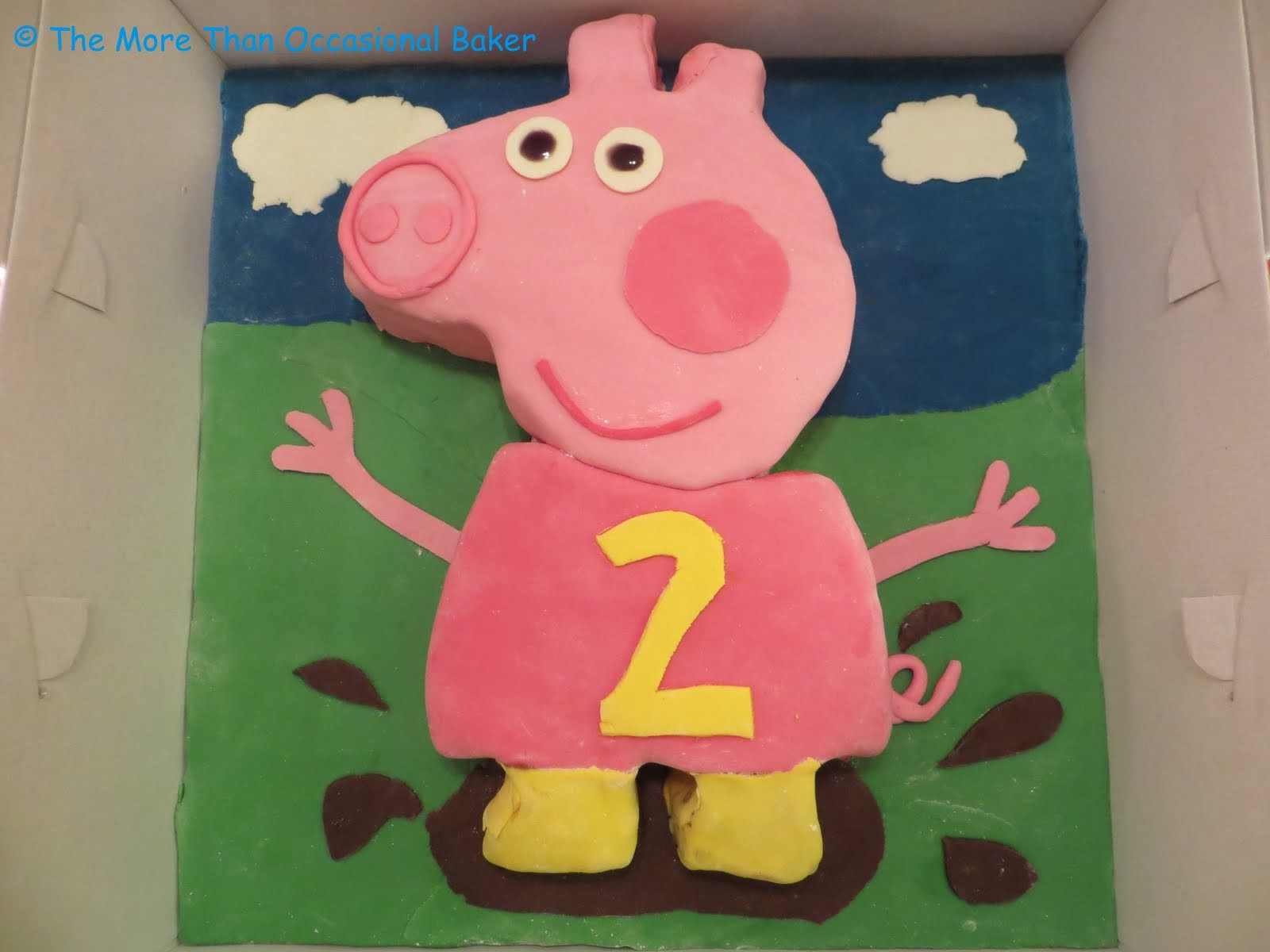 Public Service Announcement Please Stop Trying To Make Peppa Pig Cakes