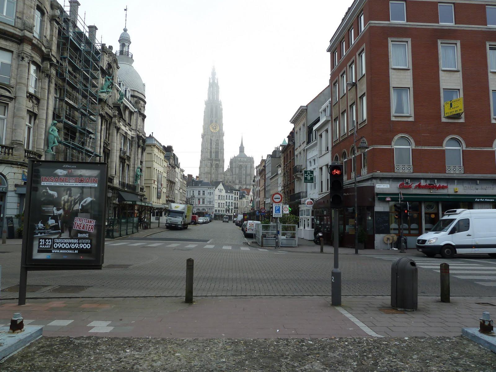 stad antwerpen bezienswaardigheden