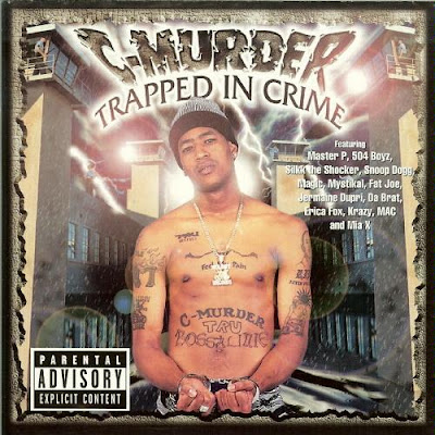 C-Murder – Trapped In Crime (CD) (2000) (FLAC + 320 kbps)