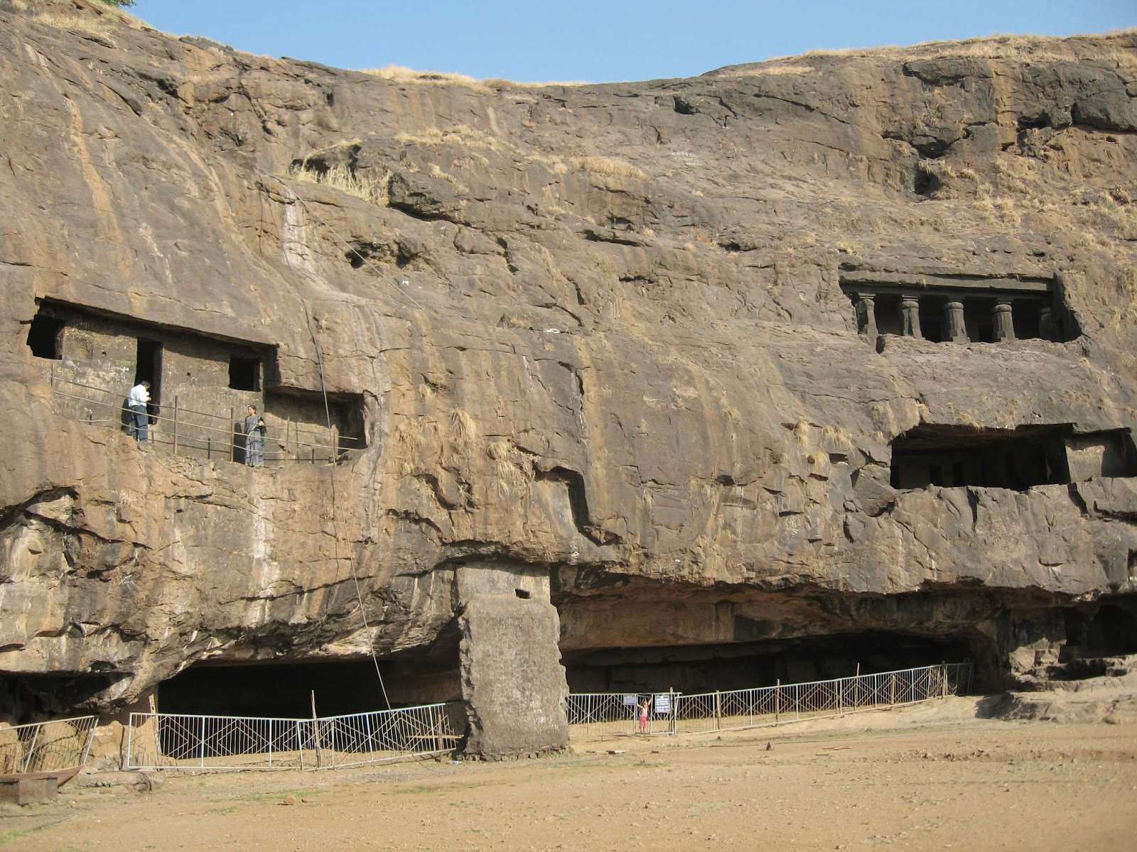 Caves of Mumbai, India, Maharastra, Mumbai, Travelogue, Karla caves, Lonavala, Ekaveer temple