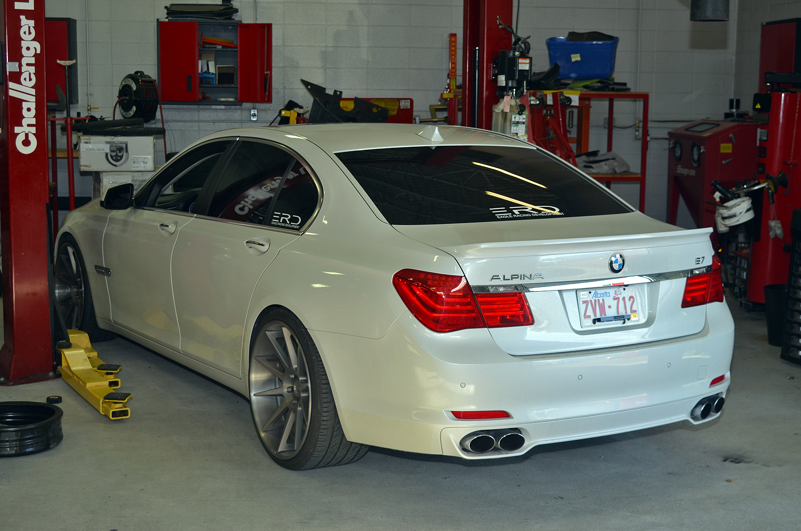 ZR Auto Blog Alpina B Gets Some Serious New Power - Alpina b7 wheels for sale