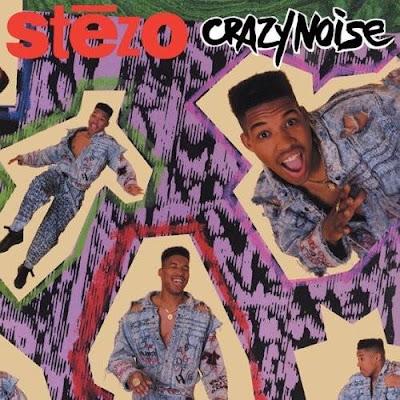 Stezo - Crazy noise 1989 (U.S.A)