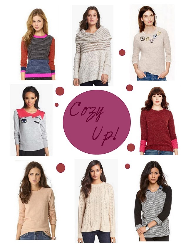 giveaway, lulus love list, perfect winter sweaters