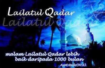 Rahasia dan Keutamaan Malam Laitul Qadar