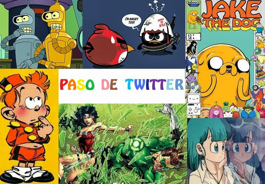 Paso de Twitter