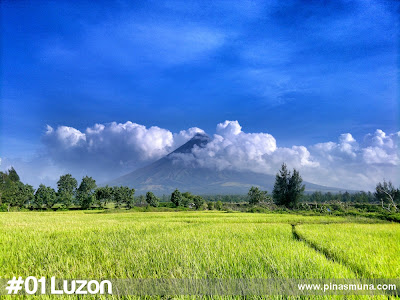 Luzon is the largest island in the Philippines