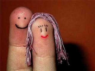Dedos casados