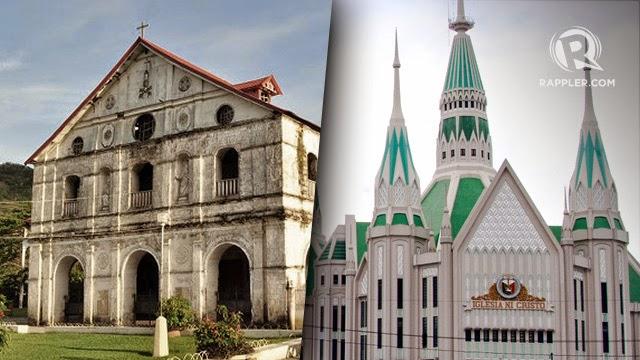 The Catholic Church and Iglesia ni Cristo: Major differences