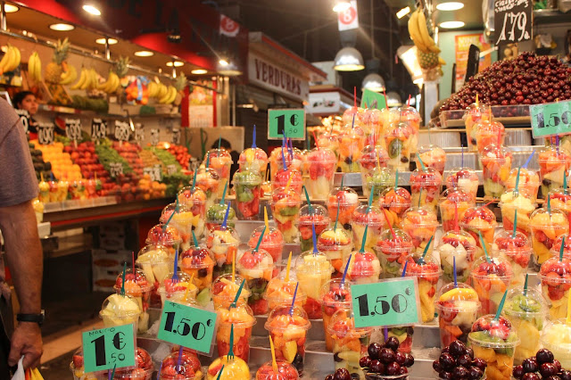Fruits | St Josep La Boqueria | Barcelona | Chichi Mary Blog