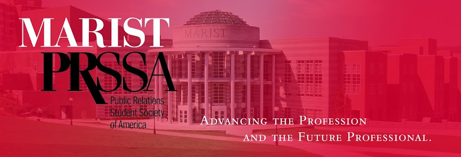 Marist College PRSSA's Blog