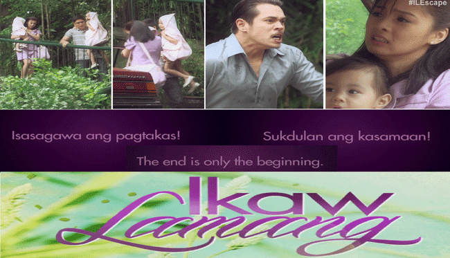 Summarized Ikaw Lamang August 6, 2014 Episode The Near End