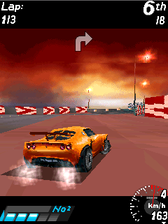 Asphalt 1 Urban GT - screenshot thumbnail