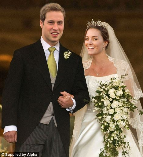 prince william wedding. He confirmed Prince William