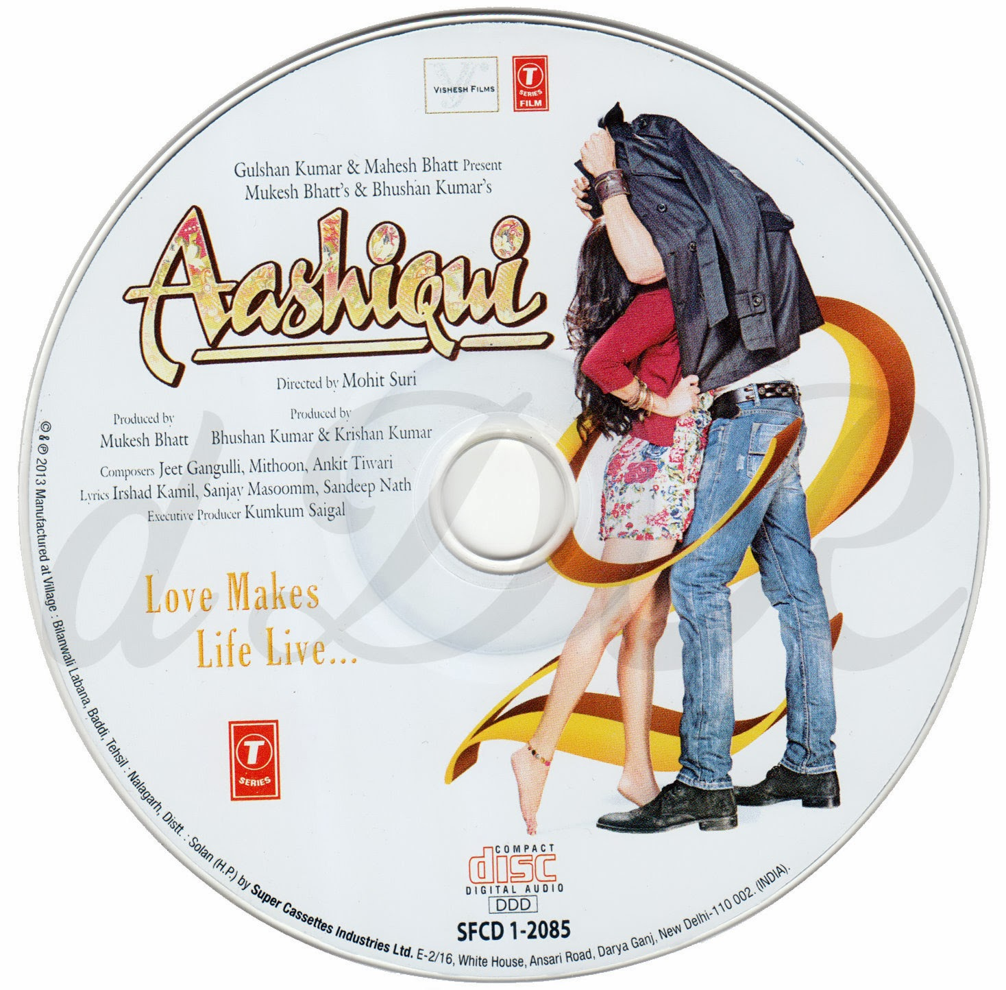 Aashiqui 2 (2013) Full Songs 320Kbps VMR