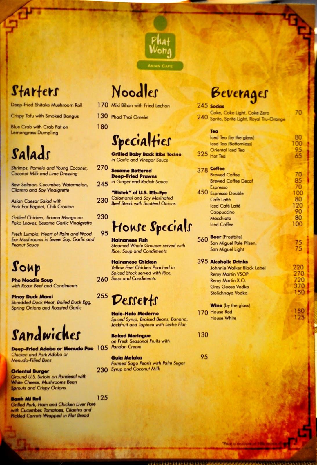 Asian Cafe Carlisle Pa Menu