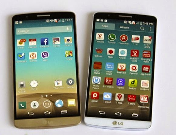 LG Gunakan Dual User Interface di Smartphone G4