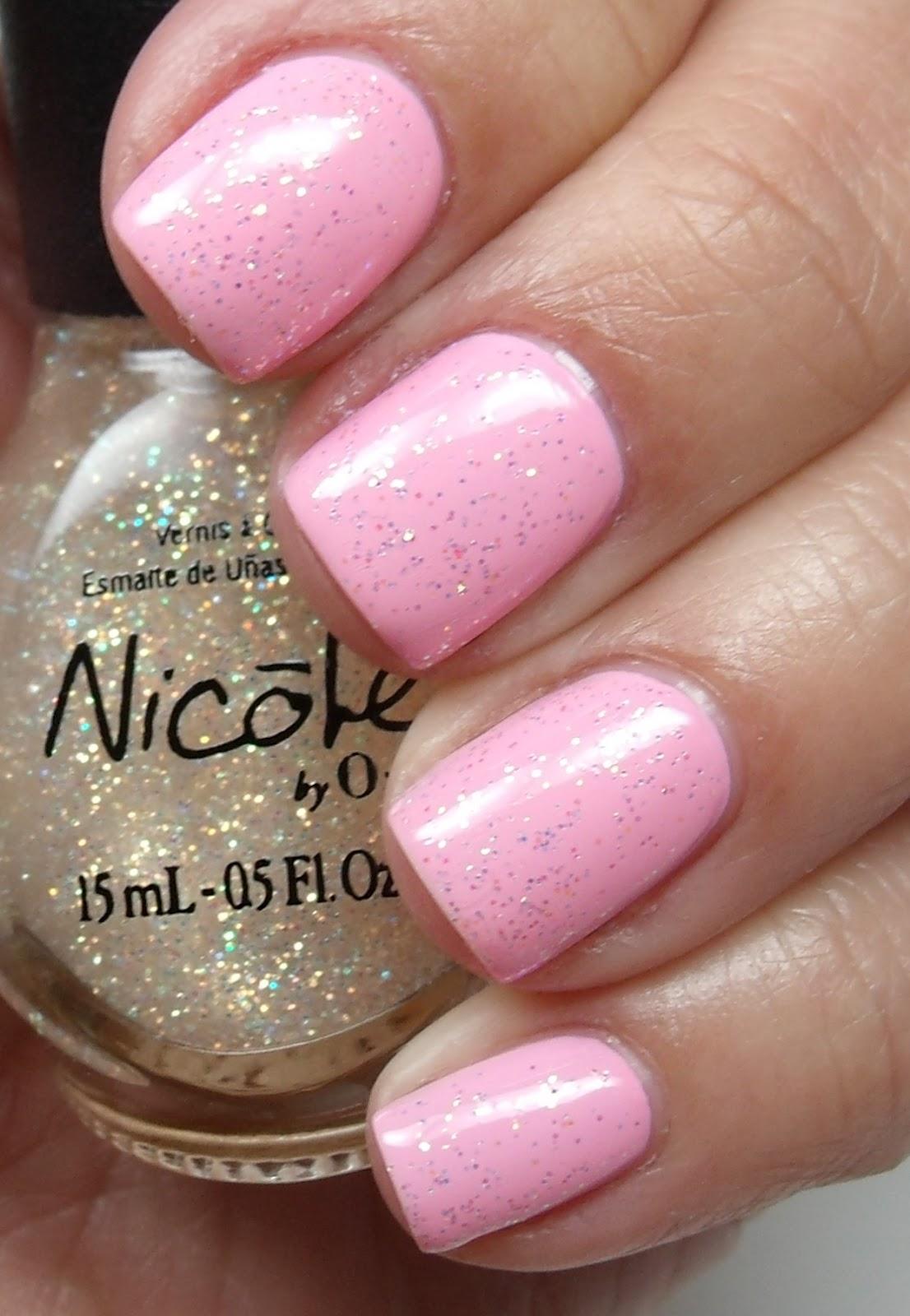 Colores de Carol: Nicole by OPI Kim Kardashian Collection, Swatches ...