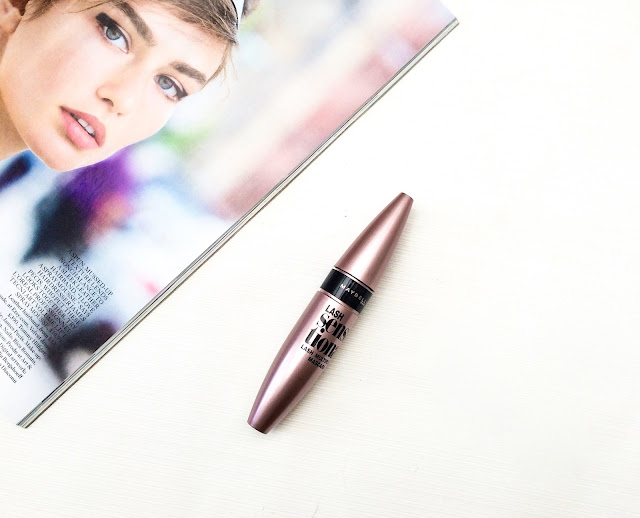 The review of the new Maybelline Lash Sensational Mascara