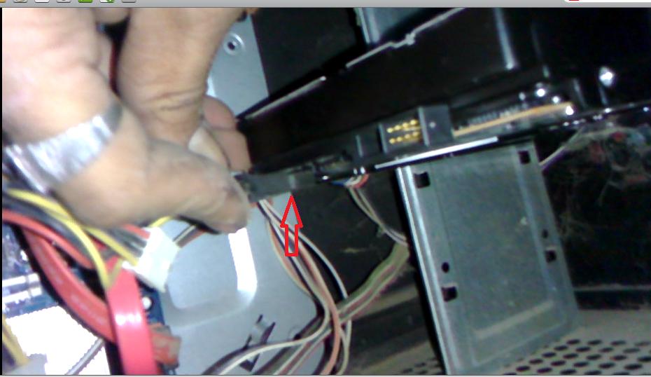 How to Attach SATA Hard Disk Drive in Desktop CPU