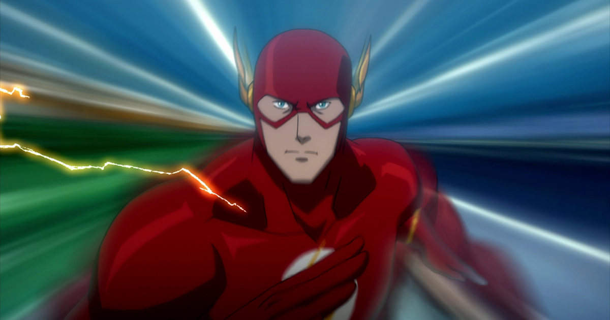 Flash - DC Animated Universe - FANDOM powered by