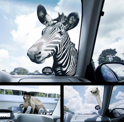 Creative and Clever Uses of Car Stickers in Advertisements (14) 3