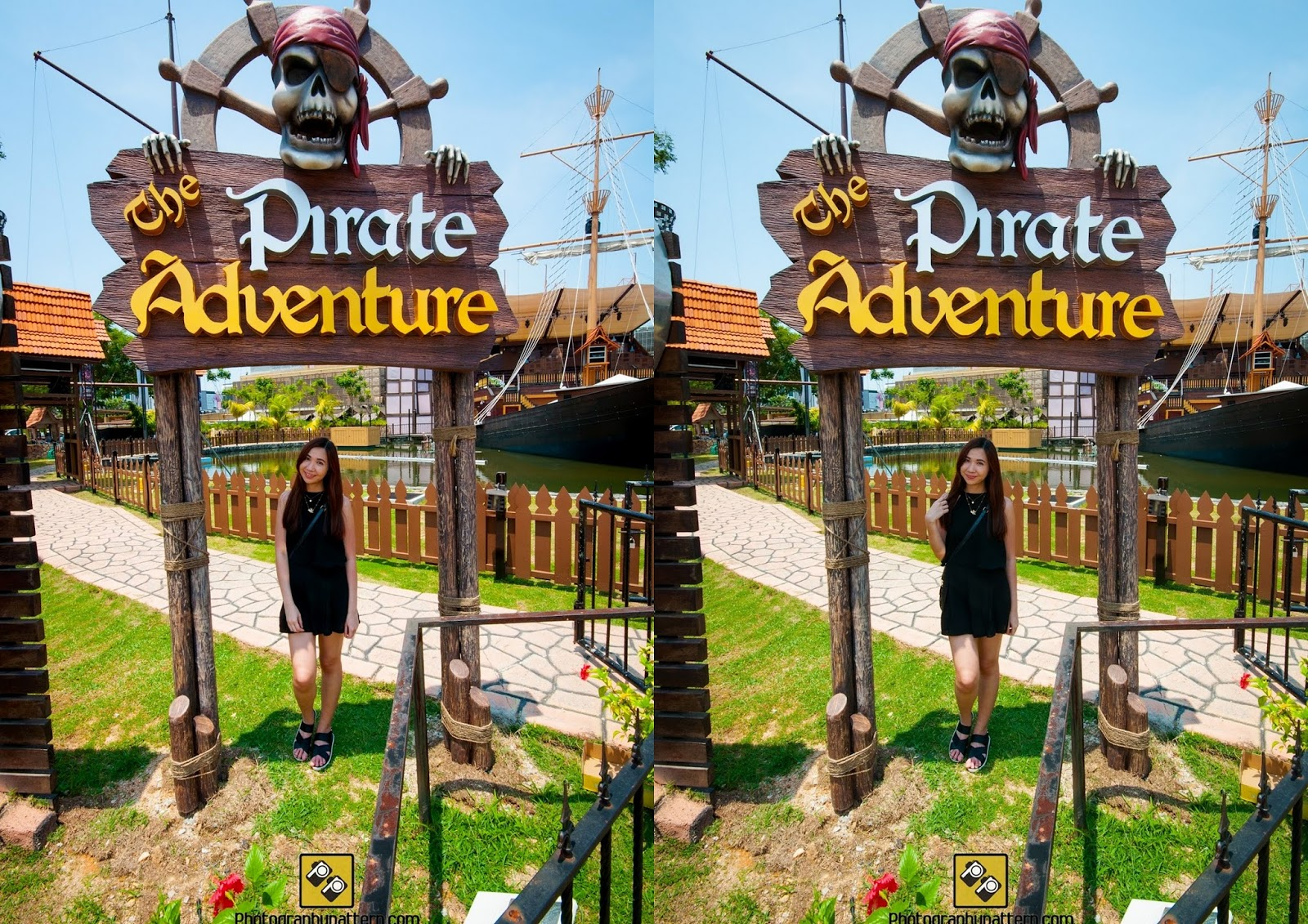 The Pirate Adventure Melaka Alive Malaysia Spicy