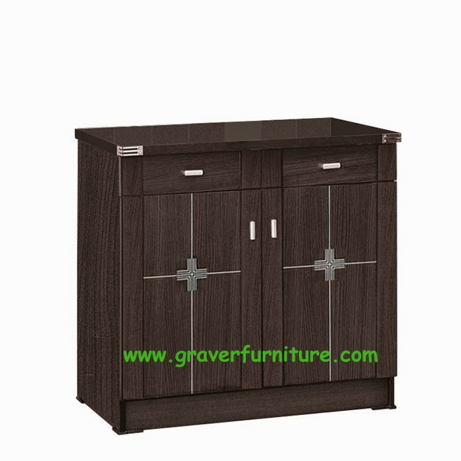 Kitchen Set Bawah 2 Pintu KSB 2852 Graver Furniture