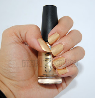 CND Gold Chrome swatch