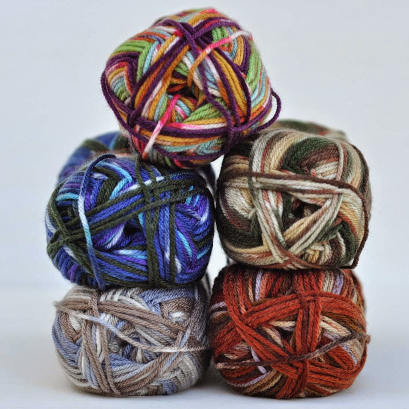 Lana Himalaya Colors EverydayWorsted