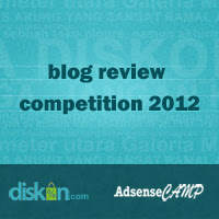 Blog Review Competition 2011