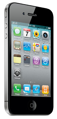 Imagen iPhone 4 Frontal