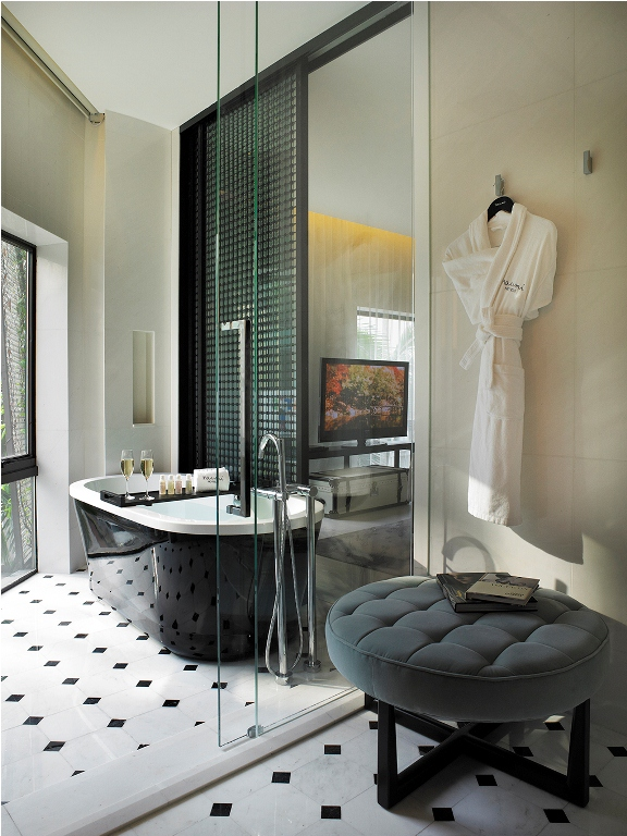 naumi hotel boutique singapore gabrielle camellia bathroom bathtub