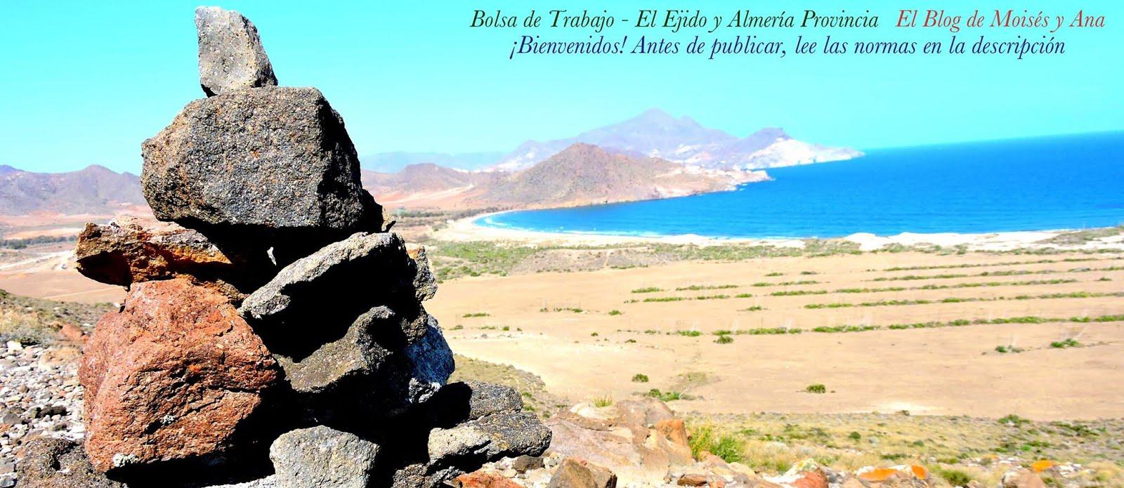 Bolsa de Trabajo - El Ejido y Almería Provincia