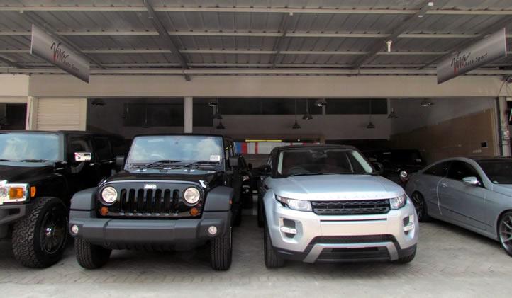 Mobil Bekas Jakarta