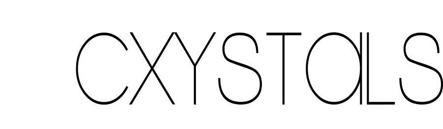 cxystals