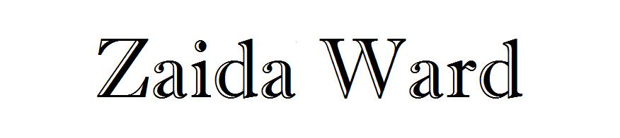 ZAIDA WARD