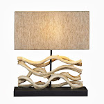Sculptured Table Lamps