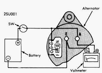 repair manuals hitachi alternators models alternator testing subaru