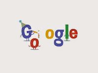 Selamat Ulang Tahun Google ke-16