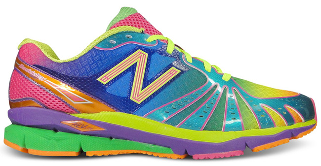 zapatillas new balance 890 rainbow