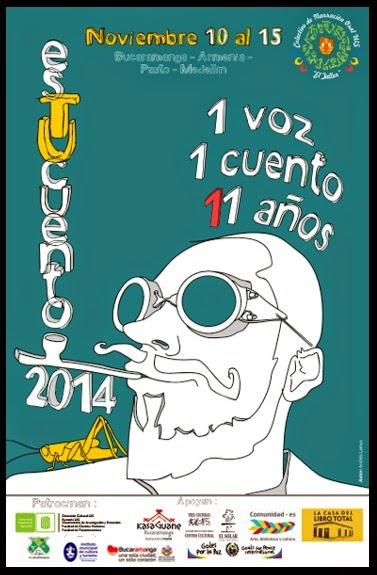 Recuerdos del EstUcuento 2014 - Una Voz, Un Cuento: 11 años