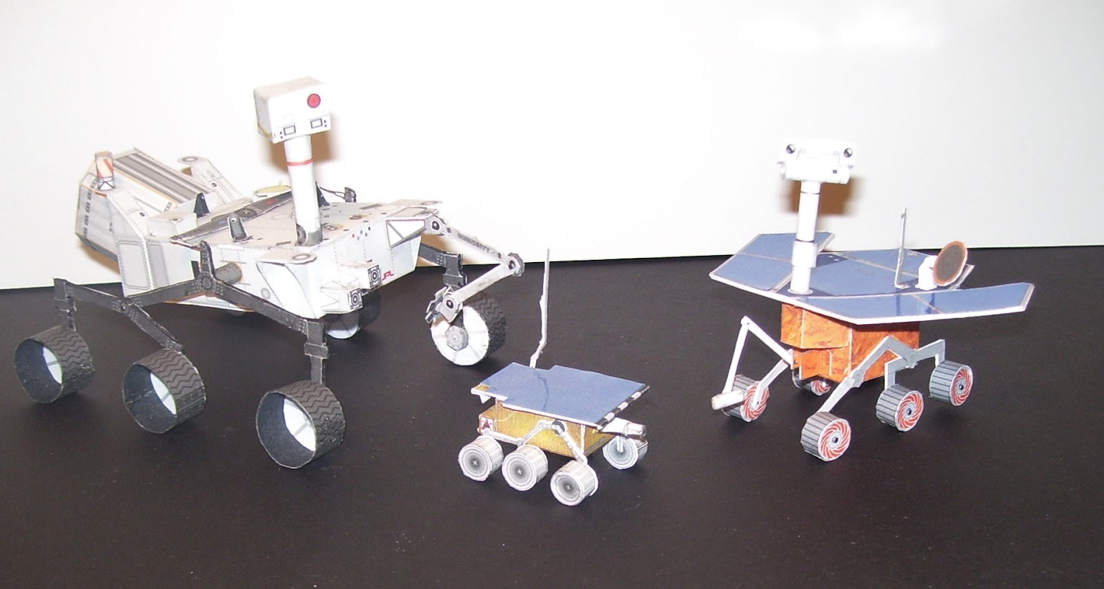 curiosity rover scale model - photo #42