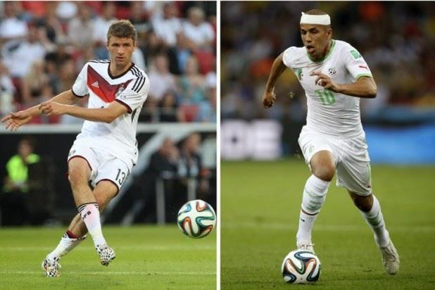 الفيفا يُعاقب المنتخب الجزائري لكرة القدم بعد إنتهاء مقابلته مع المنتخب الألماني